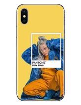 Billie Eilish Hot Music Singer Star Cases iphone 5 5S SE 6 6S Plus 7 XR ... - $274,16 MXN