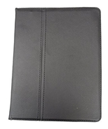 Black Folding Apple iPad 2/3/4 Case Cover with Magnetic Shutoff and Stand - $19.99