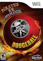 Pirates vs. Ninjas Dodgeball (Nintendo Wii, 2009) - $2.60