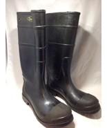 Durawear Wading Rain Waterproof Industrial Work Boots Steel Toe Mens Siz... - $14.84