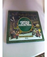 Dept 56 Heritage Village Collector's Edition Calendar - 1993 - $3.67