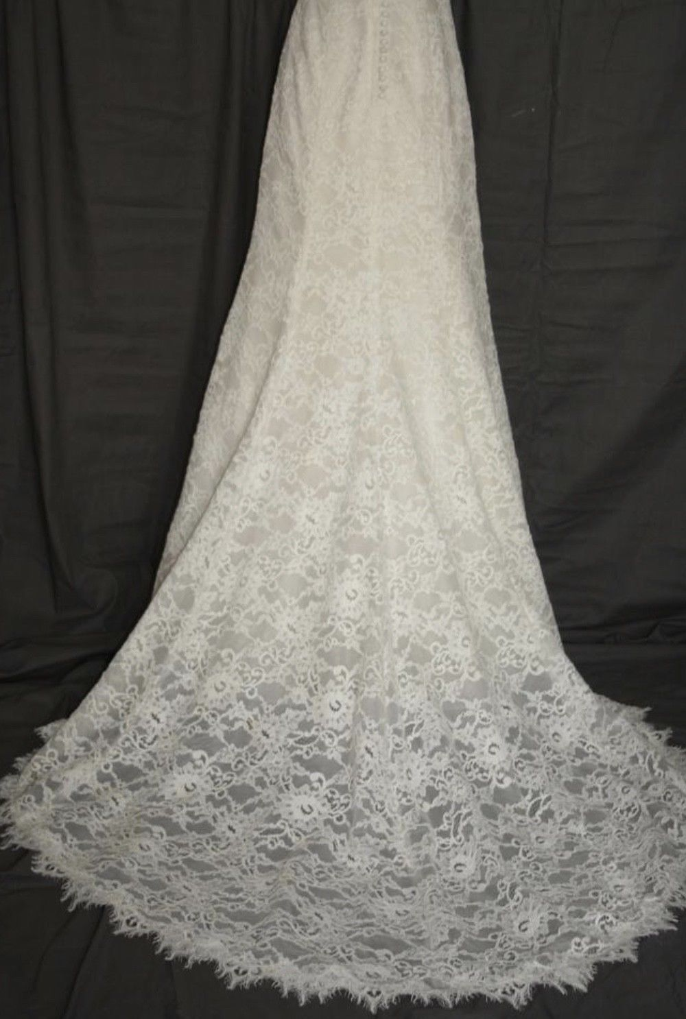 J.Crew Sara Lace Gown Wedding Dress Size 14 and similar items
