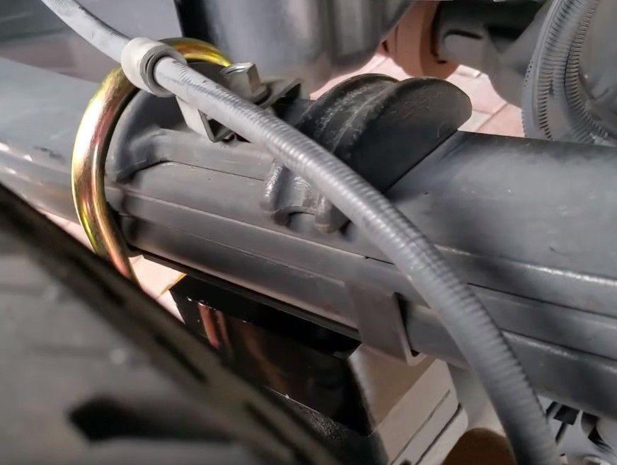 """Fits 1999-2019 Ford F250 Super Duty 1/"""" Inch Rear Lift Block Kit 2WD 4WD"""