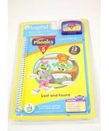NEW LeapFrog LeapPad Phonics Preschool-Grade 2 homeschool program conson... - $12.86
