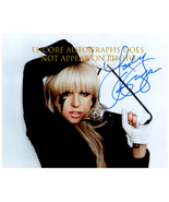 LADY GAGA  Authentic Original  SIGNED AUTOGRAPHED 8X10 w/ COA - $48.00