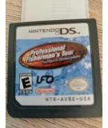 Nintendo DS Professional Fisherman's Tour: Northern Hemisphere - $6.00