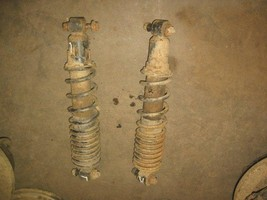 KAWASAKI 1992 BAYOU 300 2X4 2 FRONT SHOCKS (BIN 117) P-3995K 12,729---MA... - $35.00