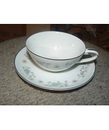 Noritake Wellesley cup and saucer 13 available - $4.16