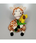 """Cuddle Barn Gerry the Giraffe Sings """"Your Love Lifts Me Higher"""" Animated... - $19.75"""