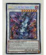 Yu-gi-oh! - Yazi, Evil of the Yang Zing - MP15-EN163 - Secret Rare - 1st... - $9.00