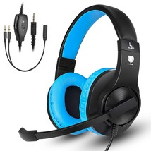 Gaming Headset for PS4,Xbox One Controller, Weton Stereo Over-Ear Wired ... - $23.96