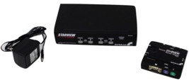 StarTech SV431H 4 Port PS2+USB StarView KVM Switch PC/Mac W/ 4 Port Switch - $99.99
