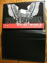 2019 Harley-Davidson Softail Owner's Owners Manual Breakout Fat Bob w Cover  - $58.41