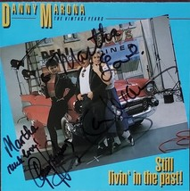 Danny Marona The Vintage Years Still Livin' In the Past Autographed CD - $14.95