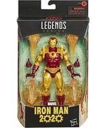 Marvel Legends Iron Man 2020  6 inch action figure Exclusive - $21.95