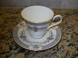 Minton Parsian Rose  cup and saucer - $15.79