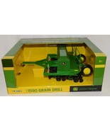 John Deere TBE45430 Die Cast Metal Replica 2002 1590 Grain Drill - $38.99