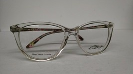 Smith Optics Etta Crystal Floral 4QX Plastic Cat Eye Eyeglasses Frame 52... - $91.19