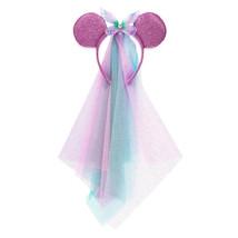 Disney Parks Minnie Mouse Fairy Wings Headband with Veil - $38.56