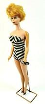 Vintage Barbie bubble Cut Mattel (Japan) 1968 With Bathing Suit, Shoes &... - $46.05