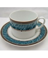 Studio Nova Classic Jade Cup & Saucer - $12.86