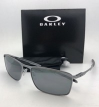 Polarized OAKLEY Sunglasses CONDUCTOR 6 OO4106-02 Lead Frames with Black Iridium