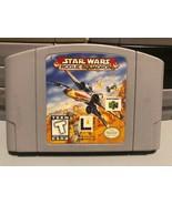 Star Wars: Rogue Squadron (Nintendo 64, 1998) - $7.81