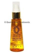 Ouro Seda de Lino Linseed Extract Hair Silk 2.2 oz - $17.98