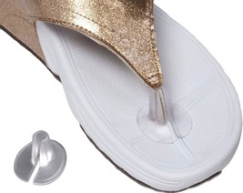 Protectors Pairs Cushions Thong Sandal Clear 3 Toe Silicone Guards n1q7nCXT