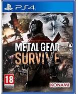 Metal Gear: Survive /ps4 #ega - £13.37 GBP