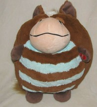 Jay At Play Stuffed Plush Brown Horse Pony Snoozems Snores Blue Brown St... - $49.49