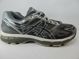 Asics Gel Nimbus 19 Size US 11 M (D) EU 45 Men's Running Shoes Gray White T700N