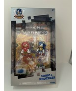 Sonic + Knuckles minis and Archie comics Mecha Madness No.1 Special 25th... - $71.47