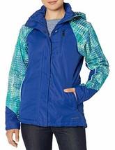 Arctix Women's Moonbeam Insulated Jacket, Windows Print Blue, Large - $47.42