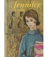 Jennifer by Zoa Sherburne 1969 Scholastic T355 Young Adult Fiction Alcoh... - $5.93