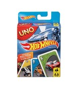 NEW SEALED Hot Wheels UNO Card Game - $10.88