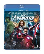 Marvel's The Avengers (Two-Disc Blu-ray/DVD)