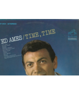 Pre-owned 33 RPM record from 1967, Ed Ames, TIME, TIME LP with 11 great ... - $9.50