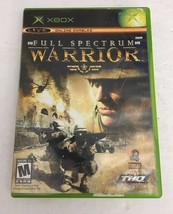 Full Spectrum Warrior - Xbox - $11.76