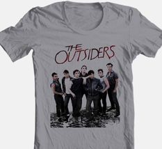 The outsiders 1980 s retro style movie pony boy darry for sale online graphic tee thumb200
