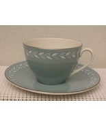 AEGEAN TC1015 by  Royal Doulton TEA CUP & SAUCER (s) Made in England VGUC - $14.54