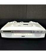 Sony ICF-CD523 Spacemaker FM/AM CD  Kitchen Under Cabinet Clock Radio-Se... - $87.22