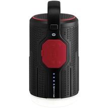 Weatherx Wireless Speaker With Lantern And Power Bank GPXXSBW239B - $49.42