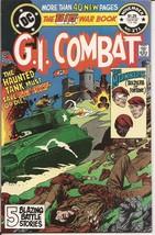 DC G.I. Combat #271 Haunted Tank Sgt Rock The Mercenaries Big War Book - $4.95
