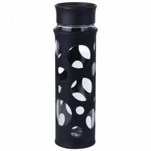 Maxam 18oz Glass Bottle with Silicone Wrap - $18.88