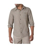 TOAD & CO Wonderer Button Front Shirt Outdoor Long Sleeves Plaid Mens si... - $26.72