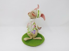 "1991 7"" Annalee Easter Bunny in Tails - $22.99"