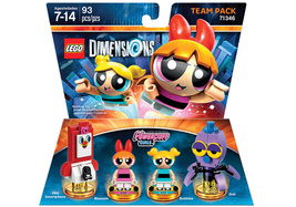 LEGO DIMENSIONS TEAM PACK POWERPUFF GIRLS  - Interactive Toys - (Brand New) - $30.65