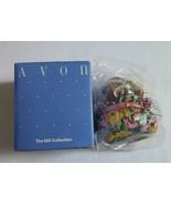 Avon Victorian Rose Garden Potpourri In Fabric Covered Wicker Basket Sealed - $16.49