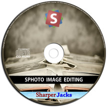NEW & Fast Ship! sPhoto Resize, Rename, Crop, Rotate, Add Watermarks Sof... - $11.67